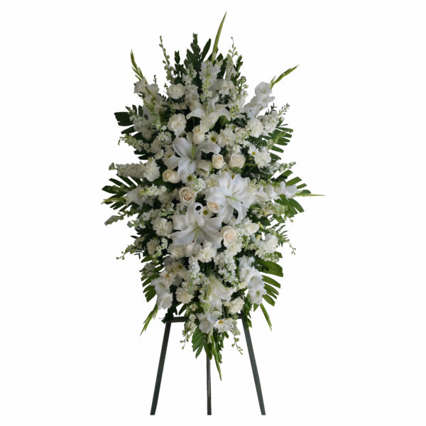 Bouquet of Flowers Condolences