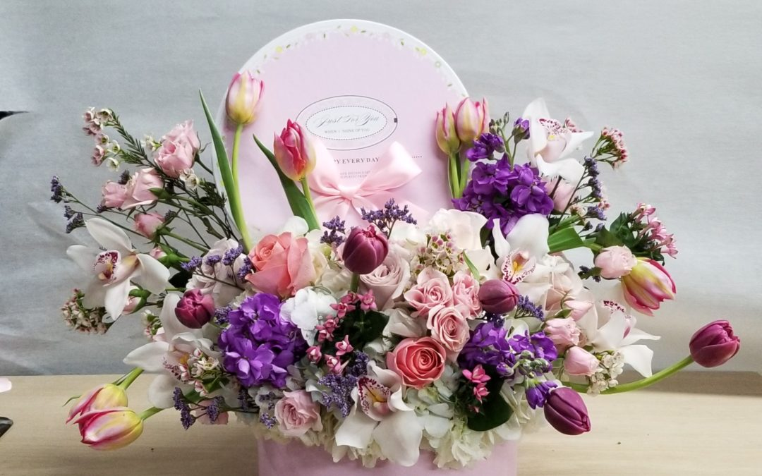 Do you need to express your words and emotions with flowers?