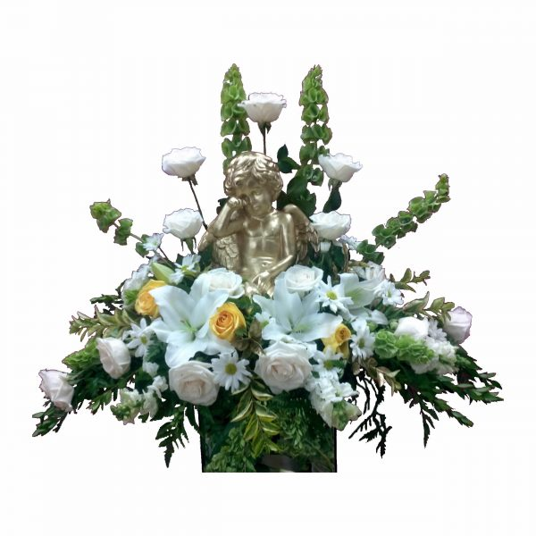 Angel Bouquet-Blooming Flowers